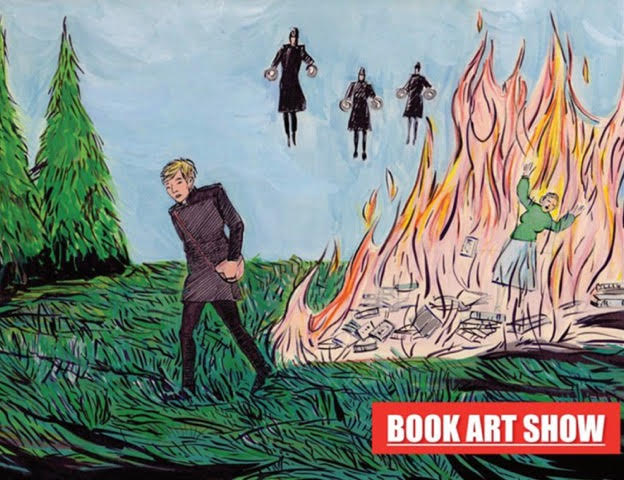 Book Arts Show Reception