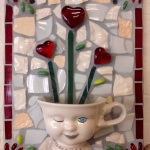 """Coffee and Love""  Mosaic"